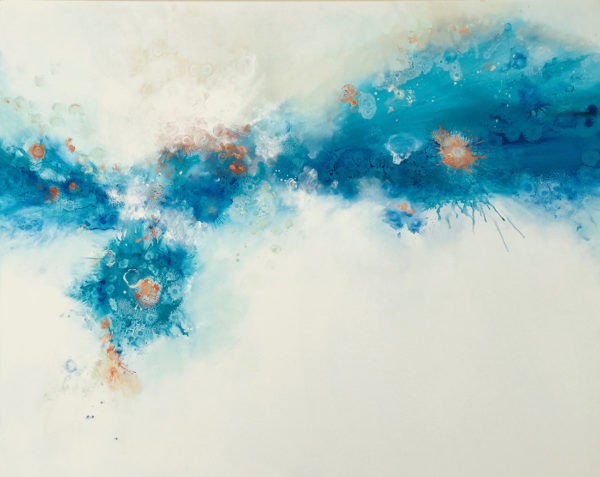 elise geary blue action 48x60w