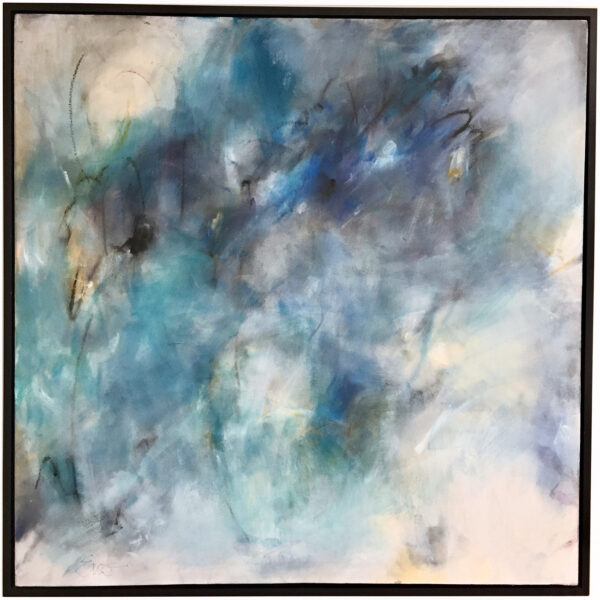 elise geary blue tension 48x48