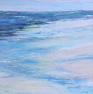 elise geary coastal flow 48x48
